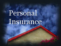 Personal Insurance House and Sky